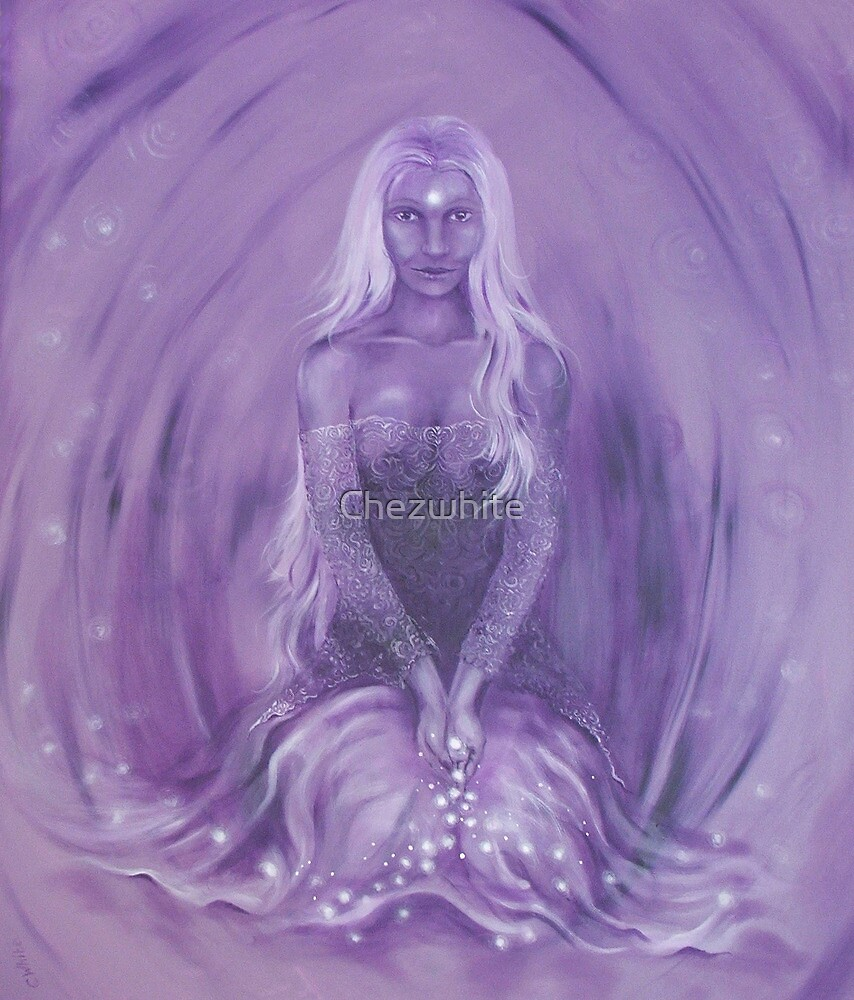 She Creates by Cheryl White