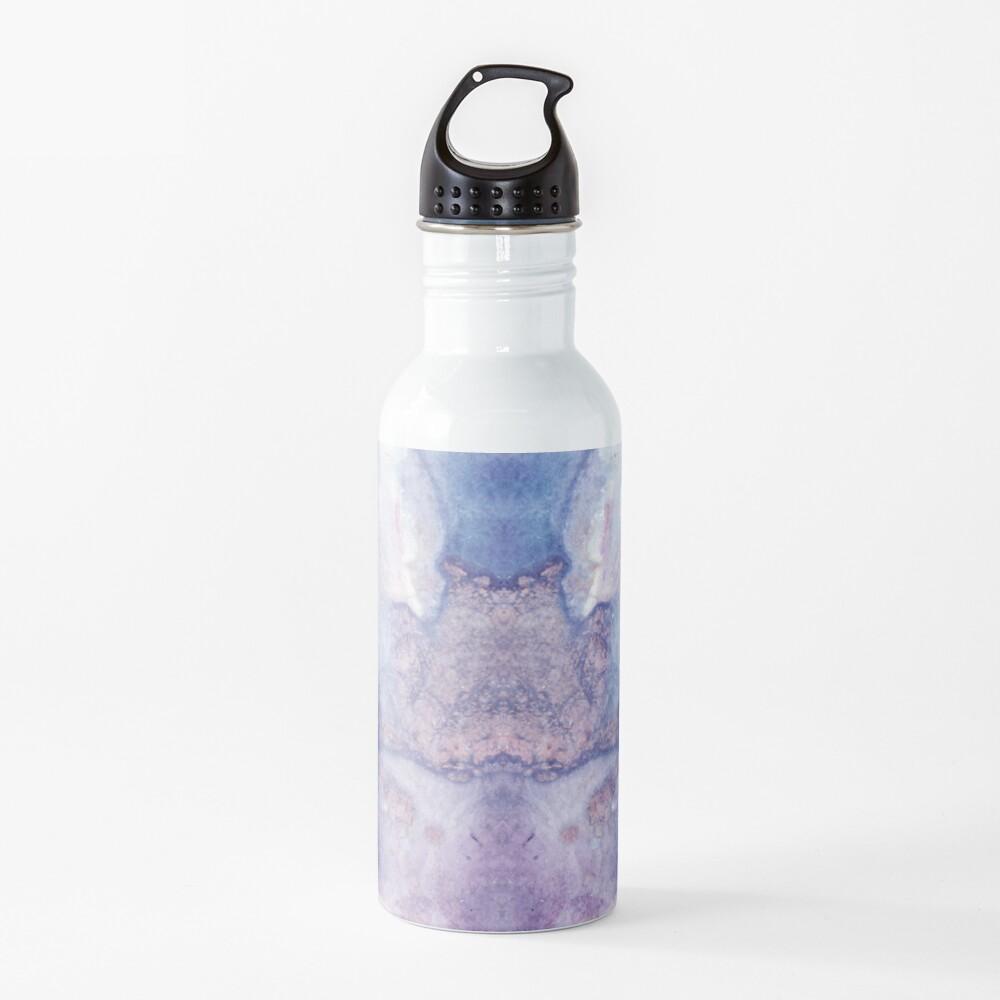 Purple Amethyst Water Bottle