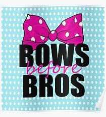Bows  Poster