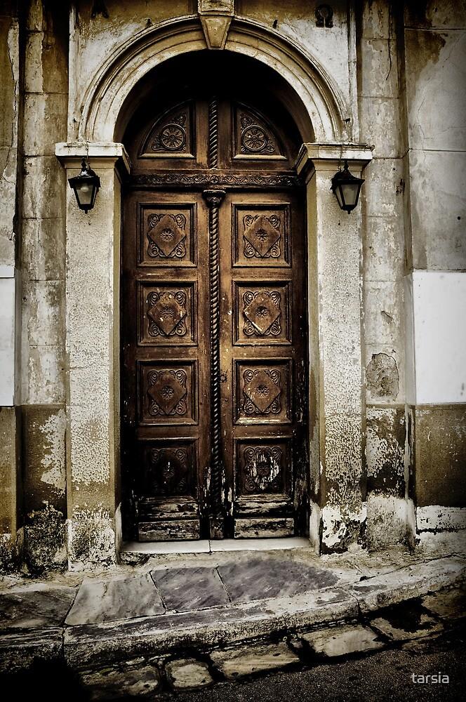Old Church Door by tarsia