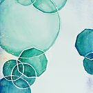 Bubbles and Octagons by Sybille Sterk
