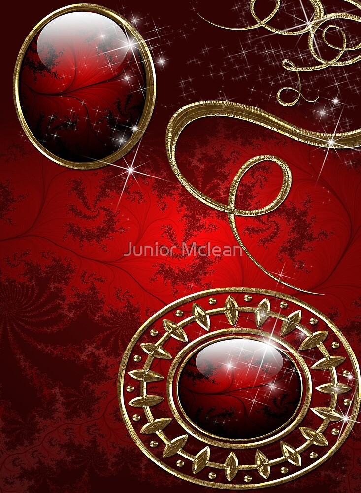 Jewel of the Ancients # 2: Part of the Red Jewel Series by Junior Mclean