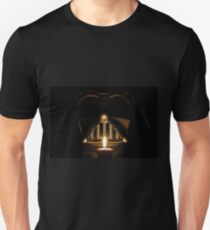 Light a candle for the dark side Unisex T-Shirt