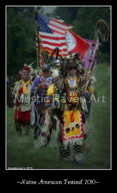 ~Parade to Honor~ by Mystic Raven Art