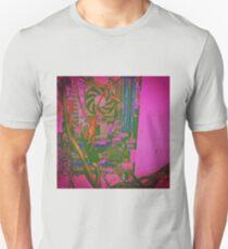 Neon Compute Pink Unisex T-Shirt