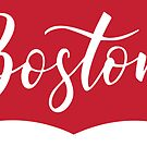 Boston hat mich großgezogen Massachusetts New England von ProjectX23