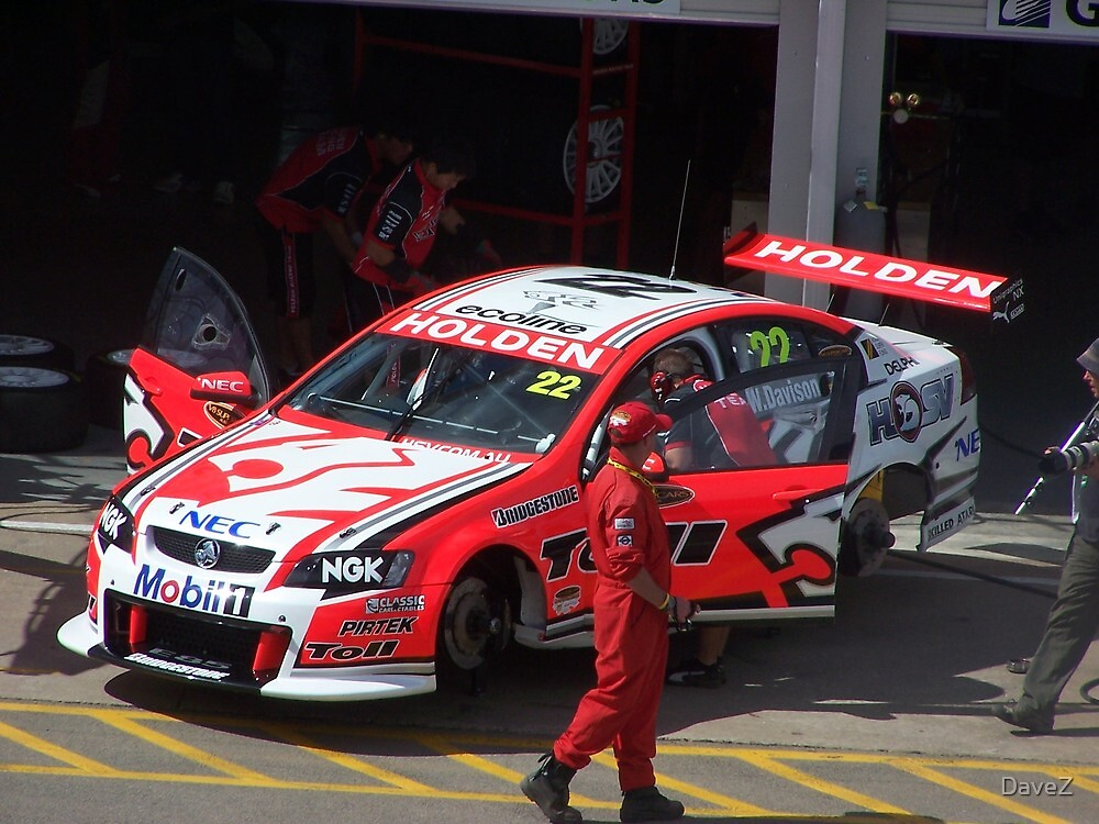 Clipsal 2009 Adelaide by DaveZ