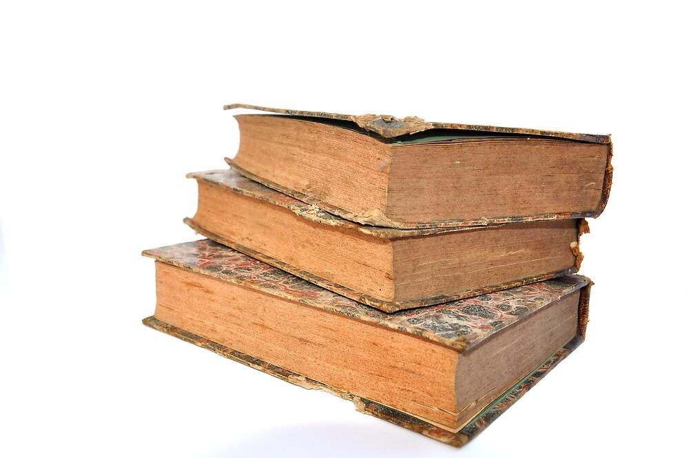 Old Books by Afonso Azevedo Neves