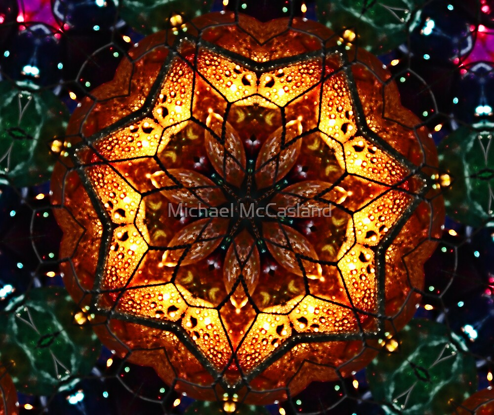 ornament by Michael McCasland