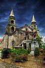 Jaro Cathedral by Yhun Suarez