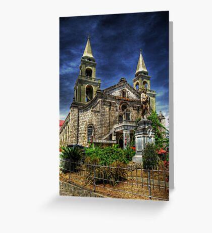 Jaro Cathedral Greeting Card