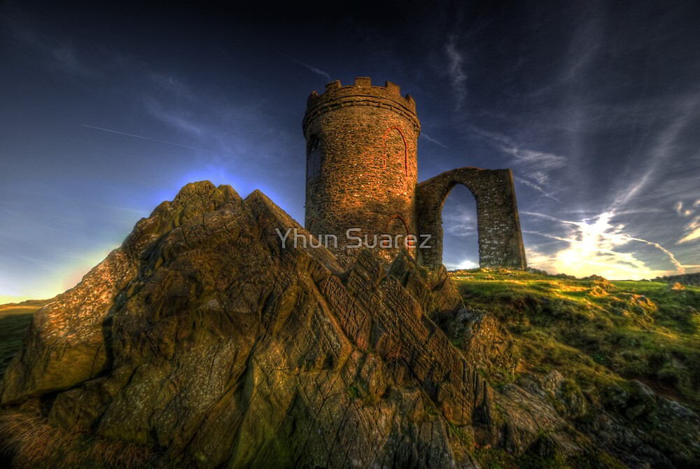 Old John Mug Tower 2.0 by Yhun Suarez