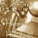 Happy Holidays by Ruth Palmer