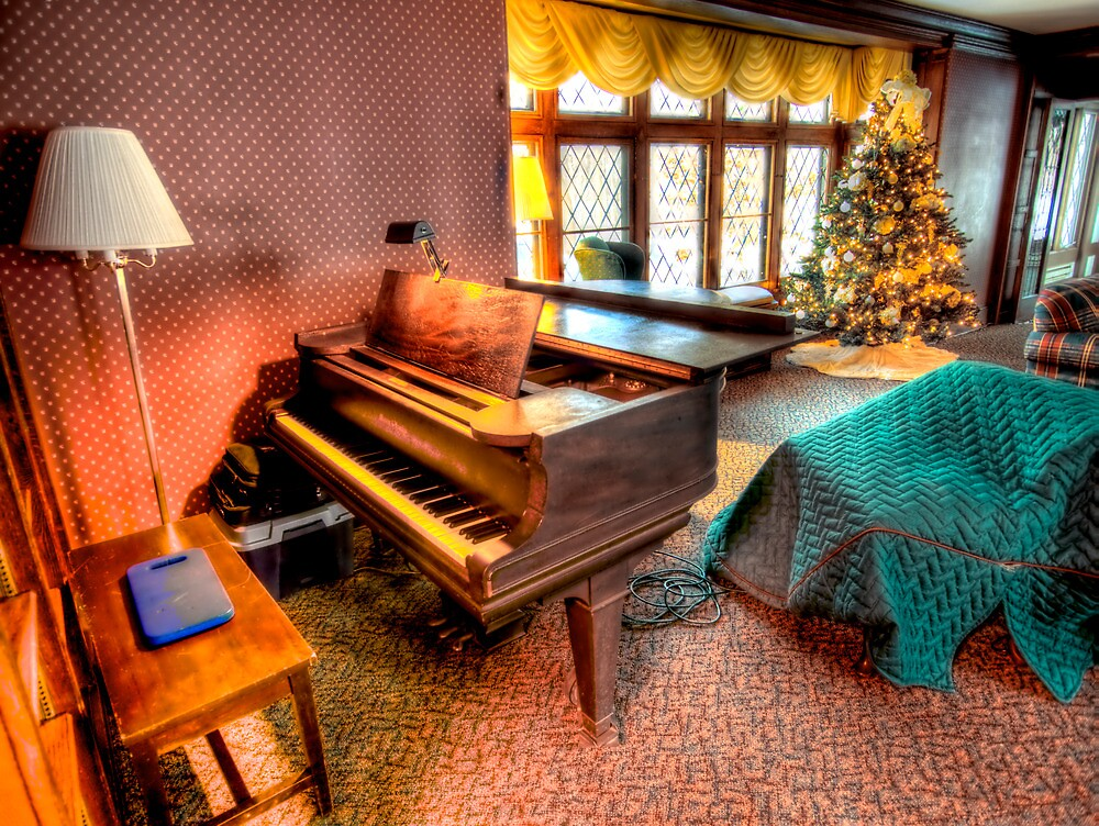 A Room With A Piano In It by Johnny Joo