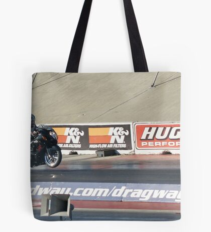 Ready to rip the 1/4 mile strip!; Fomoso Raceway; Mcfarland, CA; USA Lei Hedger Photography All Rights Reserved Tote Bag