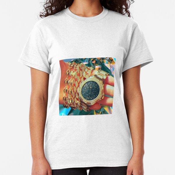 Interstellar Bling Retro Manipulation Classic T-Shirt
