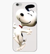 Snoopy, peanut, happy dog,  iPhone Case