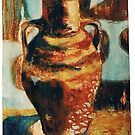 Greek vase by prema