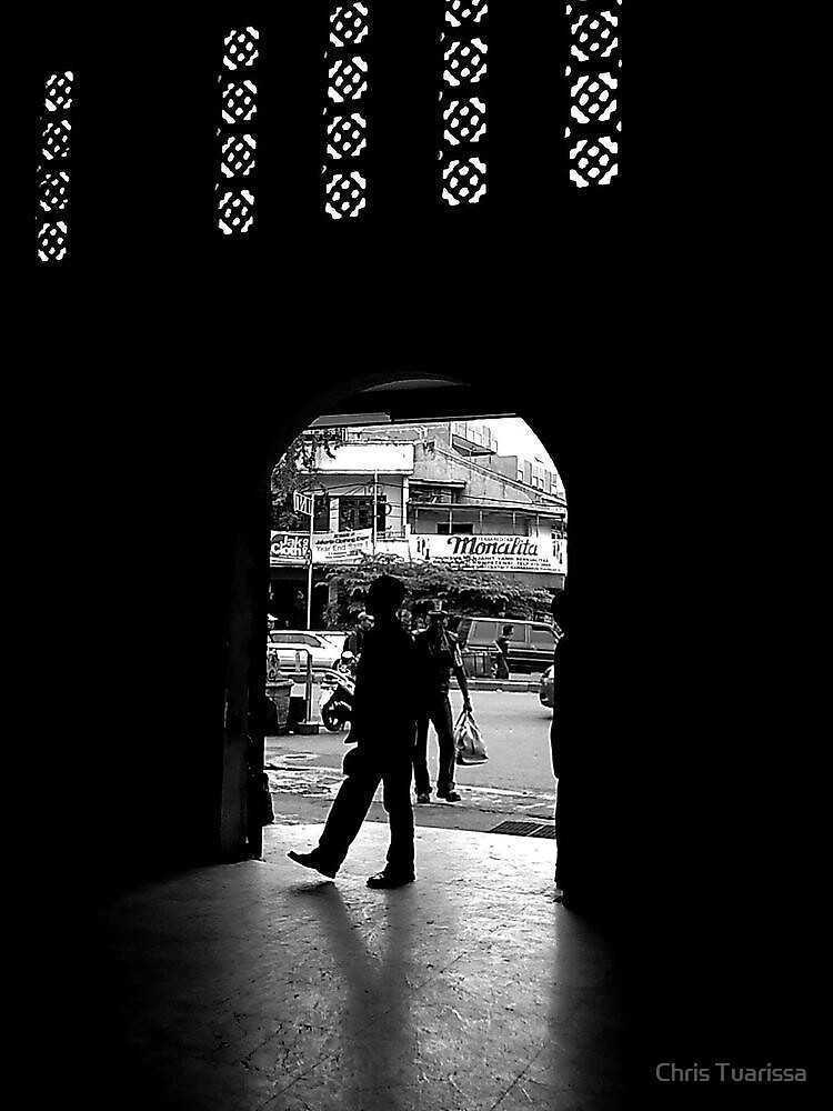 Setasiun Jatinegara #01 by Chris Tuarissa