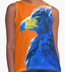 Plucky plumage Sleeveless Top