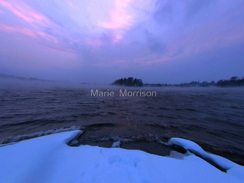 THE  BIG  CHILL  by Marie  Morrison