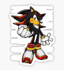 Shadow the Hedgehog Sticker