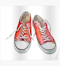 red keds Poster