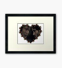 Hannigram Canon Heart Framed Print