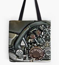 Elegant Metal Tote Bag
