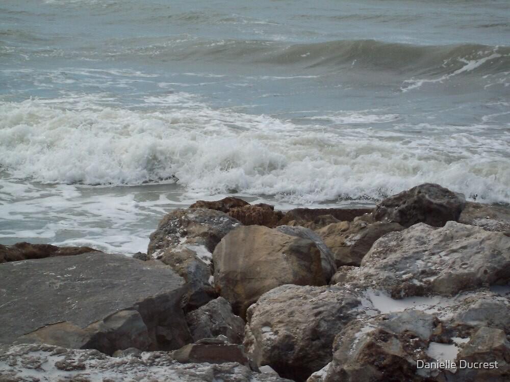 Wash the Rocks - Clearwater Beach, FL by Danielle Ducrest