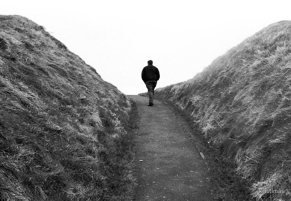 Path, Berwick-upon-Tweed, Northumberland by kristimas