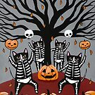 The Celebration of Halloween! by Ryan Conners