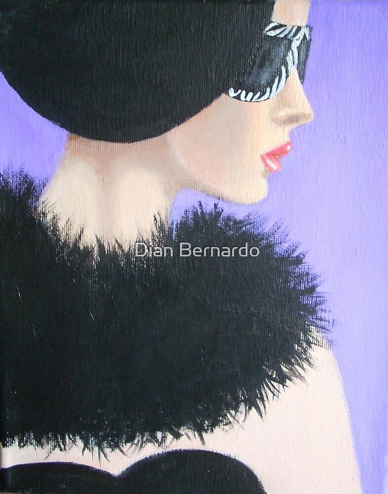 A FASHIONABLE LADY by Dian Bernardo