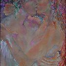 The Lovers 24x36 by Faith Coddington Krucina