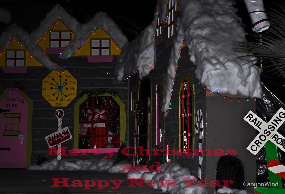 """ Yard Work Christmas "" by CanyonWind"