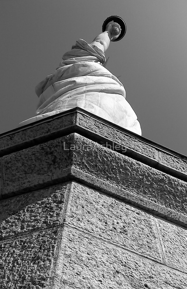 Lady Liberty - New York City by LauraAshley