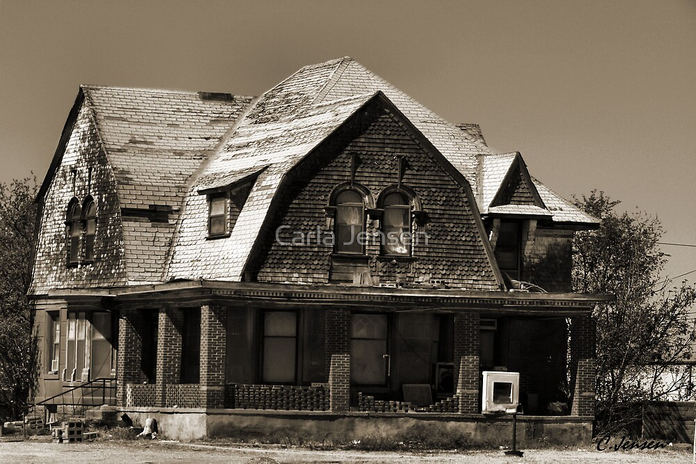 This Ole House ~2 by Carla Jensen