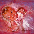 Baby Girl by Faith Coddington Krucina