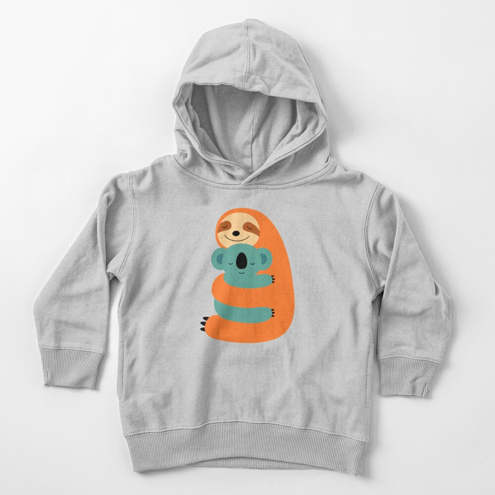 Stick Together Toddler Pullover Hoodie