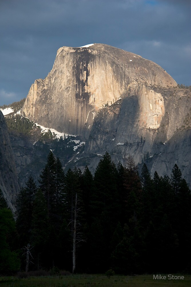 Half Dome by Mike Stone