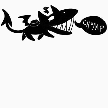 CHOMP! by Chimera-Tony