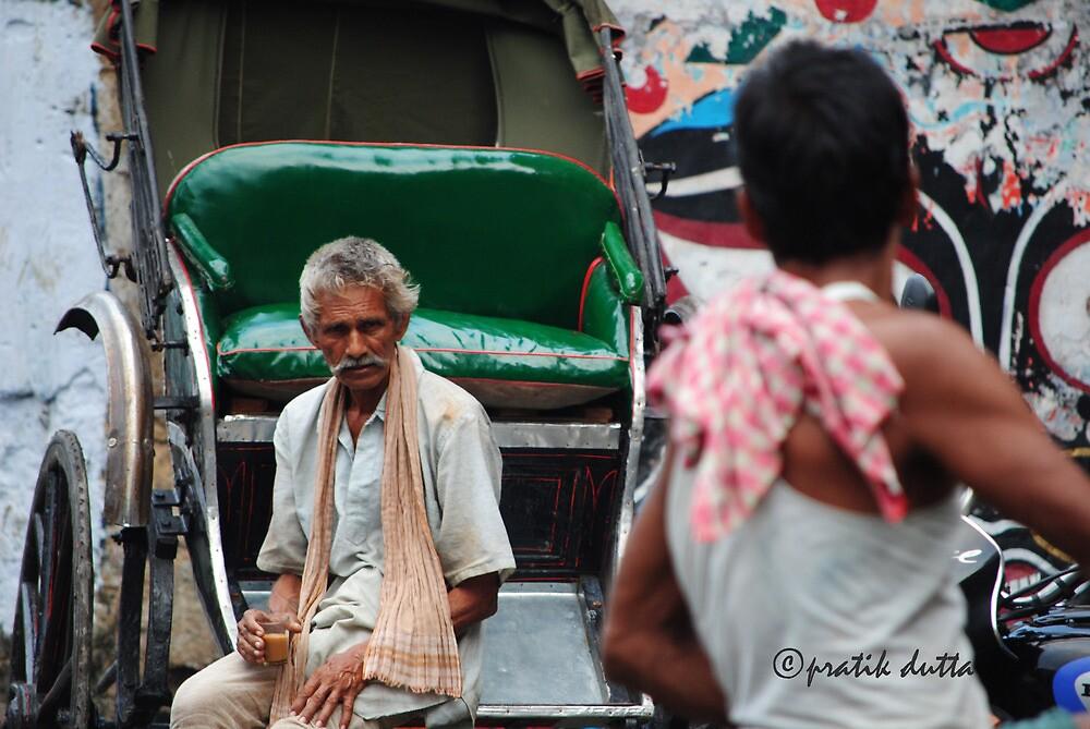 the tangawala in kolkata by pratikdutta