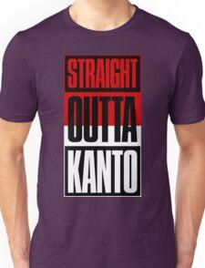 Straight Outta Kanto Unisex T-Shirt