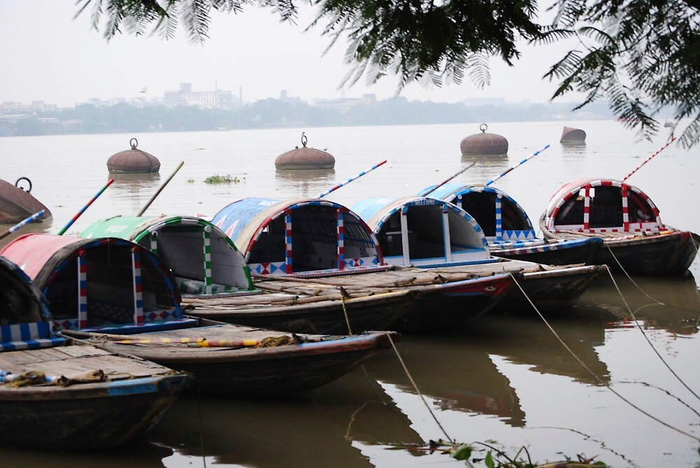 vintage boats by pratikdutta
