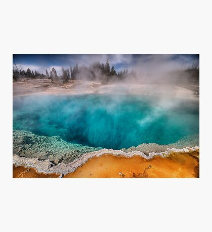 The Abyss Photographic Print