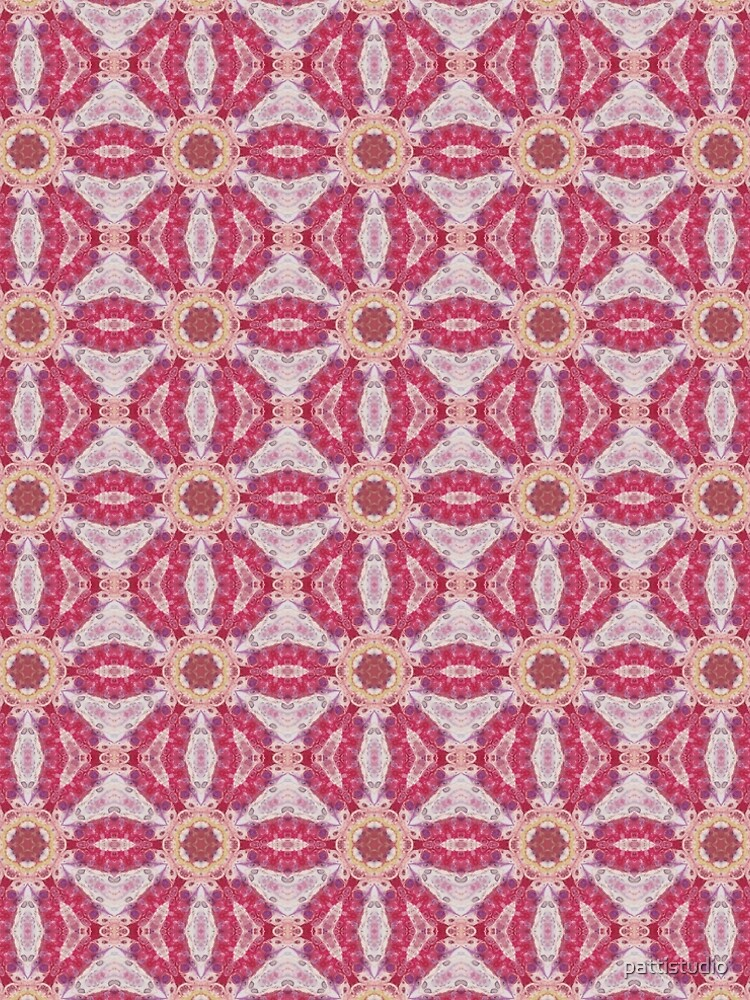 Pink Psychedelic by pattistudio