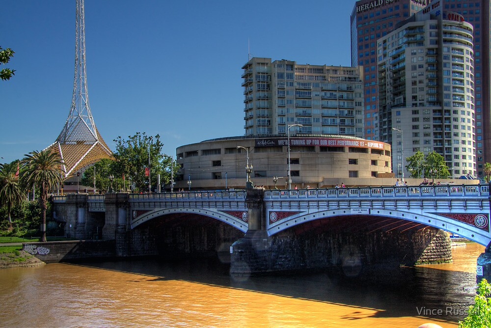 The Arts Precinct by Vince Russell