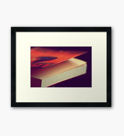 Reading make people: Featured work: This-and-that Group Framed Print