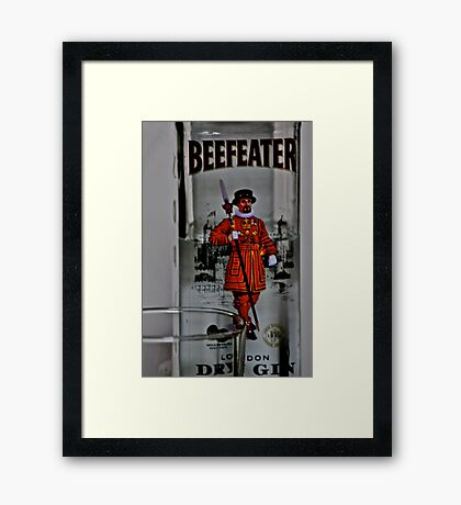 Drunk with me...? :)): On Featured Work Framed Print