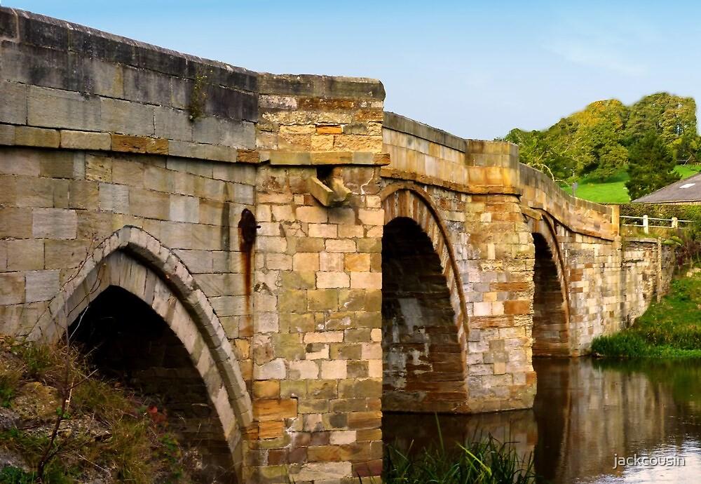 Bridge over the Derwent by jackcousin